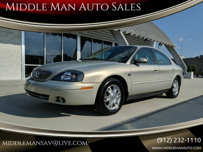 2005 Mercury Sable for sale at Middle Man Auto Sales in Savannah GA