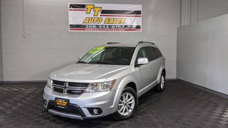 2013 Dodge Journey for sale at TT Auto Sales LLC. in Boise ID
