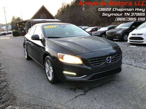 2014 Volvo S60 for sale at Armenia Motors in Seymour TN