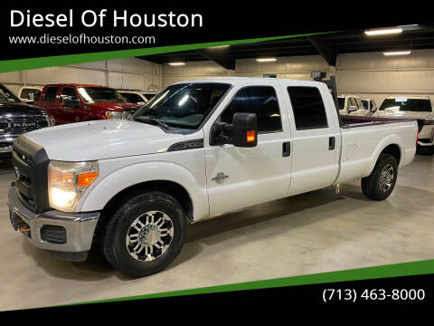 2015 Ford F-350 Super Duty for sale at Diesel Of Houston in Houston TX