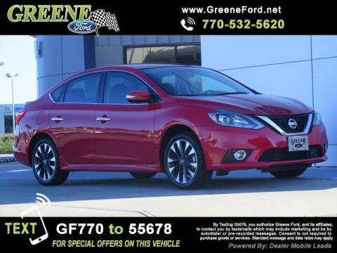 2019 Nissan Sentra for sale at NMI in Atlanta GA