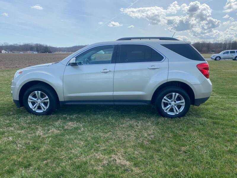 2014 Chevrolet Equinox for sale at Wendell Greene Motors Inc in Hamilton OH