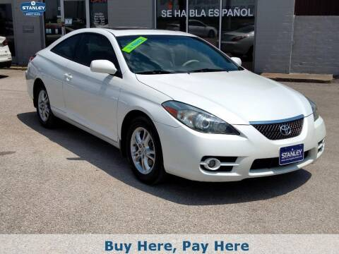 2008 Toyota Camry Solara for sale at Stanley Automotive Finance Enterprise - STANLEY DIRECT AUTO in Mesquite TX