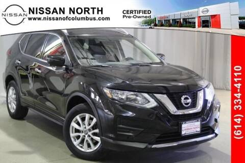 2017 Nissan Rogue for sale at Auto Center of Columbus in Columbus OH