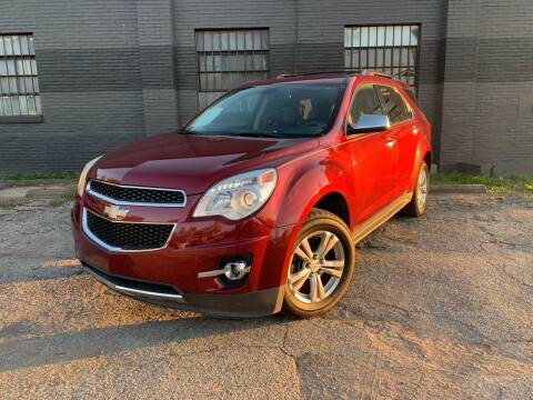 2010 Chevrolet Equinox for sale at Craven Cars in Louisville KY