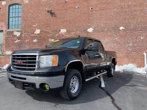 2008 GMC Sierra 2500HD for sale at Fournier Auto and Truck Sales in Rehoboth MA