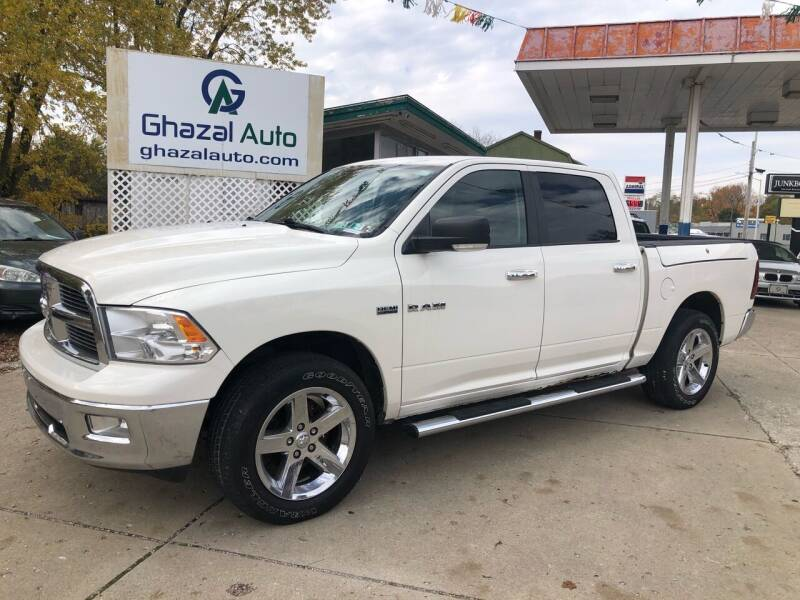 2009 Dodge Ram Pickup 1500 for sale at Ghazal Auto in Sturgis MI