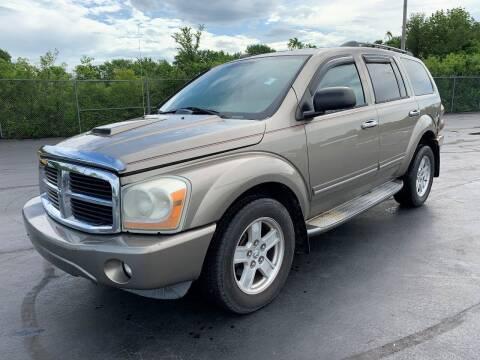 2006 Dodge Durango for sale at American Motors Inc. - Cahokia in Cahokia IL