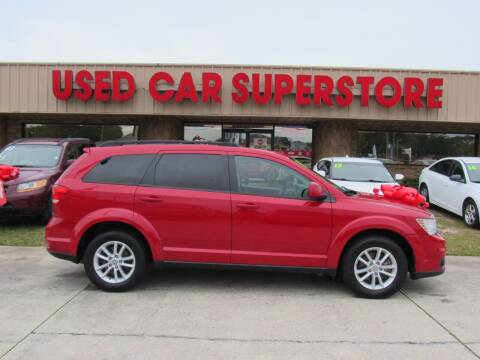 2015 Dodge Journey for sale at Checkered Flag Auto Sales NORTH in Lakeland FL