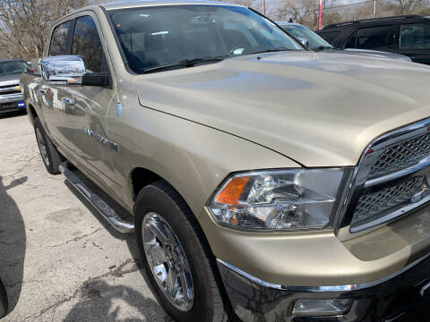 2011 RAM Ram Pickup 1500 for sale at BULLSEYE MOTORS INC in New Braunfels TX