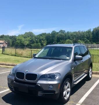 2008 BMW X5 for sale at ONE NATION AUTO SALE LLC in Fredericksburg VA