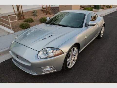 2007 Jaguar XK-Series for sale at REVEURO in Las Vegas NV