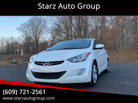 2013 Hyundai Elantra for sale at Starz Auto Group in Delran NJ