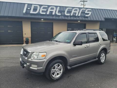2008 Ford Explorer for sale at I-Deal Cars in Harrisburg PA