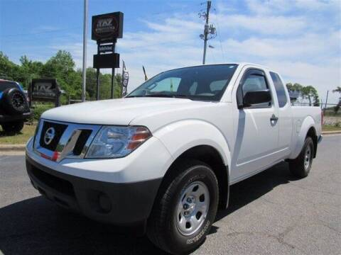 2016 Nissan Frontier for sale at J T Auto Group in Sanford NC