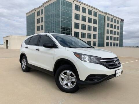 2014 Honda CR-V for sale at SIGNATURE Sales & Consignment in Austin TX