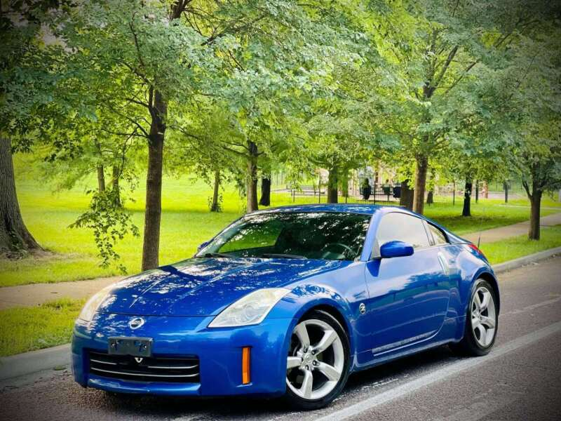 2006 Nissan 350Z for sale at ARCH AUTO SALES in St. Louis MO