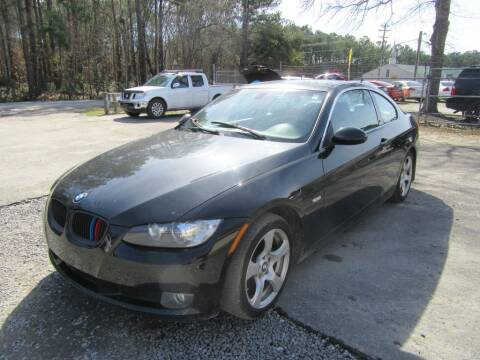 2008 BMW 3 Series for sale at Bullet Motors Charleston Area in Summerville SC