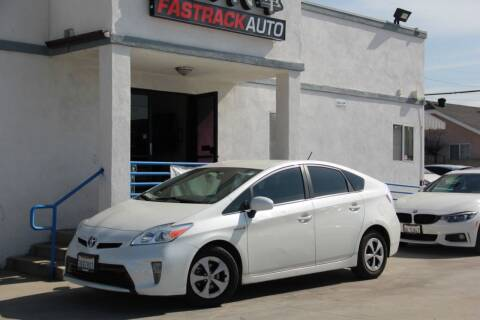 2015 Toyota Prius for sale at Fastrack Auto Inc in Rosemead CA