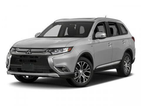 2017 Mitsubishi Outlander for sale at TEJAS TOYOTA in Humble TX