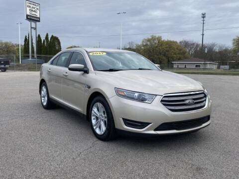 2017 Ford Taurus for sale at Betten Baker Preowned Center in Twin Lake MI
