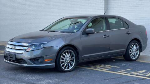 2012 Ford Fusion for sale at Carland Auto Sales INC. in Portsmouth VA