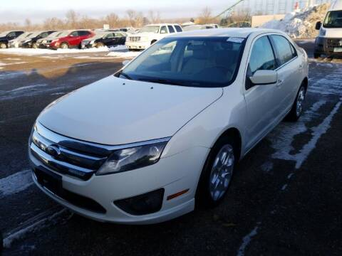 2011 Ford Fusion for sale at Affordable 4 All Auto Sales in Elk River MN