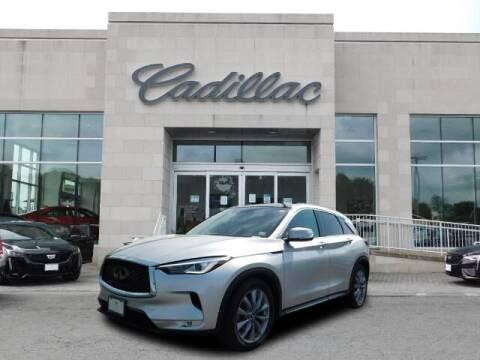 2019 Infiniti QX50 for sale at Radley Cadillac in Fredericksburg VA