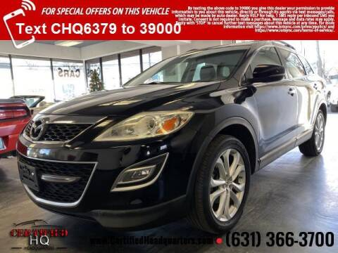 2012 Mazda CX-9 for sale at CERTIFIED HEADQUARTERS in St James NY
