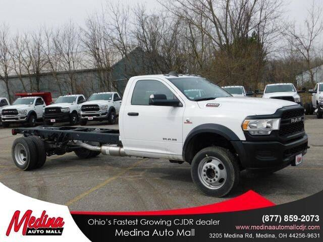 2020 RAM Ram Chassis 5500 for sale in Medina, OH
