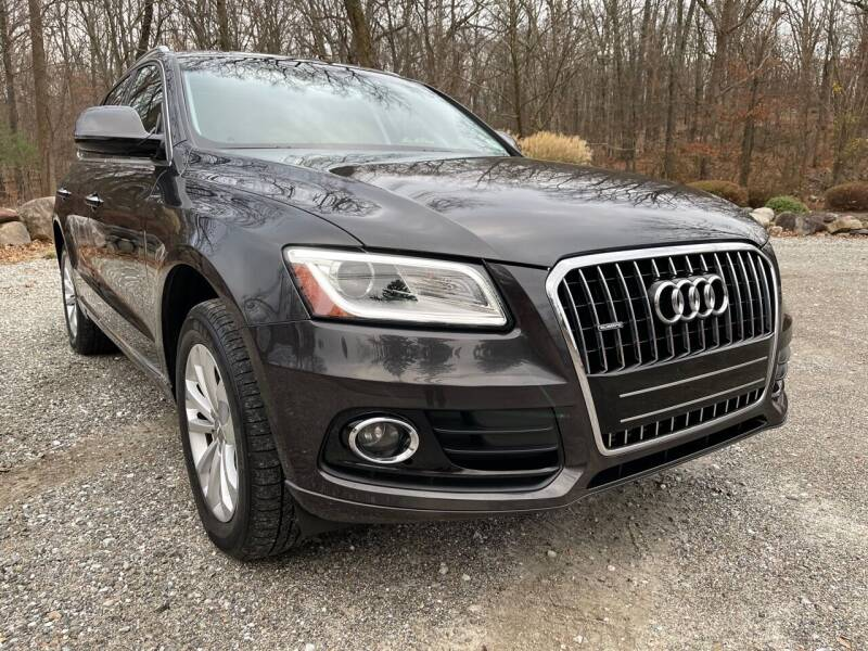 2015 Audi Q5 for sale at Bloomingdale Auto Group - The Car House in Butler NJ