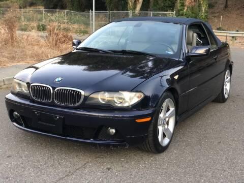 2004 BMW 3 Series for sale at JENIN MOTORS in Hayward CA