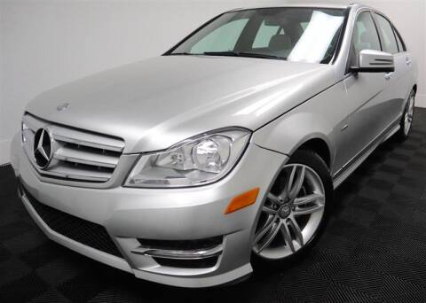2012 Mercedes-Benz C-Class for sale at CarNova in Stafford VA