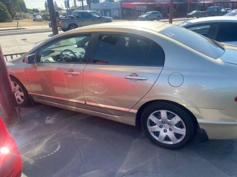 2008 Honda Civic for sale at Affordable Auto Inc. in Pico Rivera CA