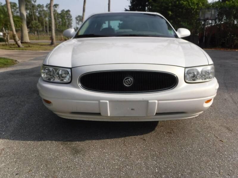 2004 Buick LeSabre for sale at Seven Mile Motors, Inc. in Naples FL