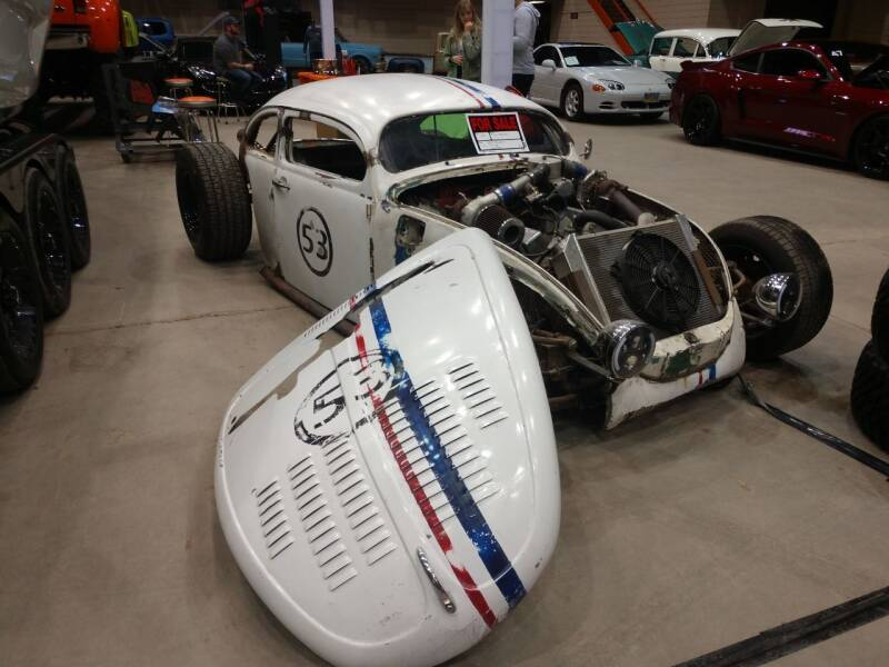 1968 Volkswagen Beetle for sale at Kustomz Truck & Auto Inc. in Rapid City SD