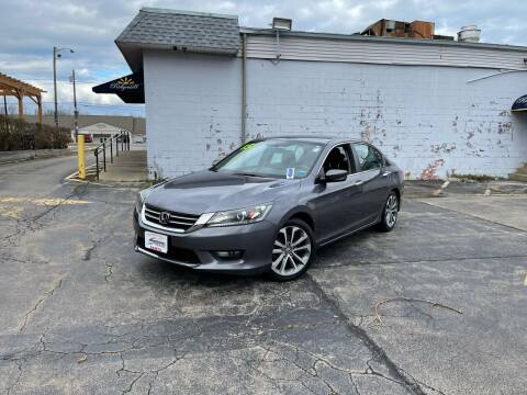 2015 Honda Accord for sale at Santa Motors Inc in Rochester NY