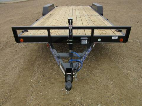 2021 Load Trail CH832010K for sale at Nore's Auto & Trailer Sales - Equipment Trailers in Kenmare ND