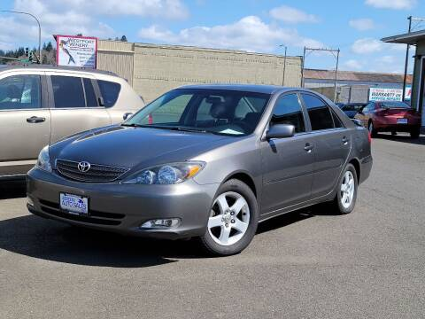 2002 Toyota Camry for sale at Aberdeen Auto Sales in Aberdeen WA