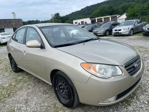 2008 Hyundai Elantra for sale at Ron Motor Inc. in Wantage NJ