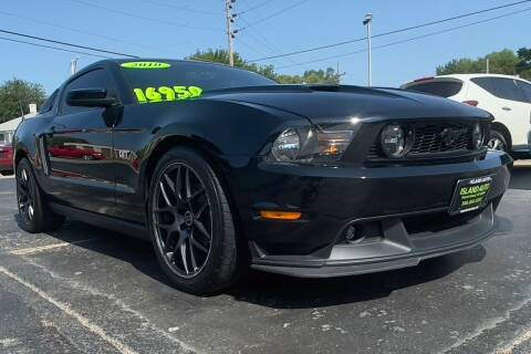 2010 Ford Mustang for sale at Island Auto in Grand Island NE