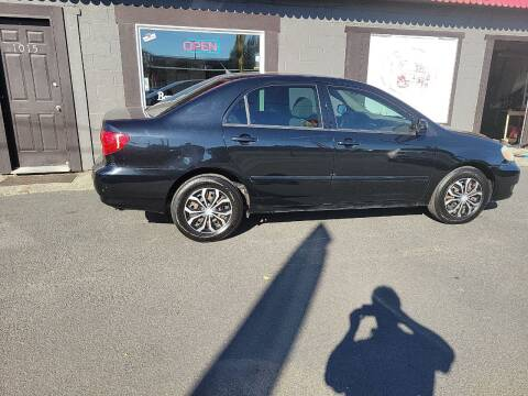 2005 Toyota Corolla for sale at Bonney Lake Used Cars in Puyallup WA