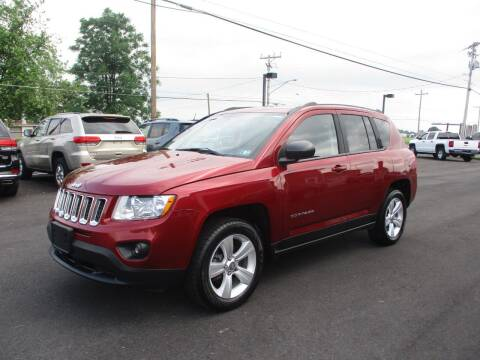 2013 Jeep Compass for sale at FINAL DRIVE AUTO SALES INC in Shippensburg PA