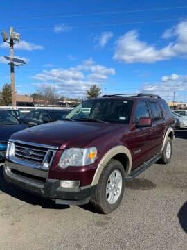 2008 Ford Explorer for sale at Hamilton Auto Group Inc in Hamilton Township NJ