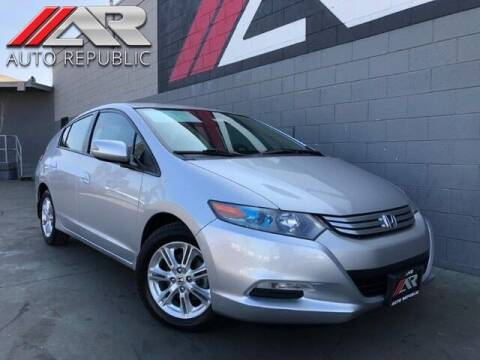 2010 Honda Insight for sale at Auto Republic Fullerton in Fullerton CA