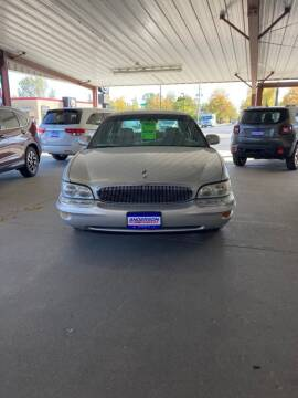 2003 Buick Park Avenue for sale at Anderson Motors in Scottsbluff NE