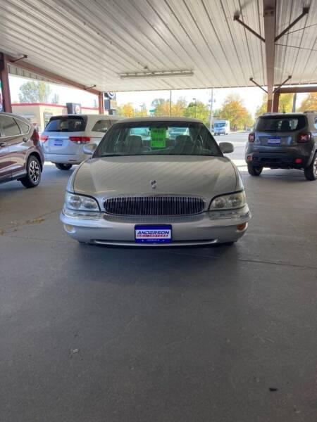 2003 Buick Park Avenue for sale at Anderson Motors in Scottsbluff NE