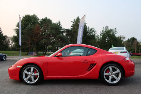 2006 Porsche Cayman for sale at GEG Automotive in Gilbertsville PA