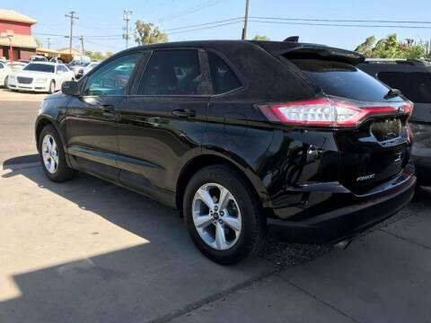 2016 Ford Edge for sale at CURIEL'S AUTO SALES LLC in Yuma AZ