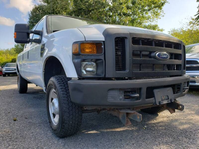2008 Ford F-350 Super Duty for sale at Jacob's Auto Sales Inc in West Bridgewater MA